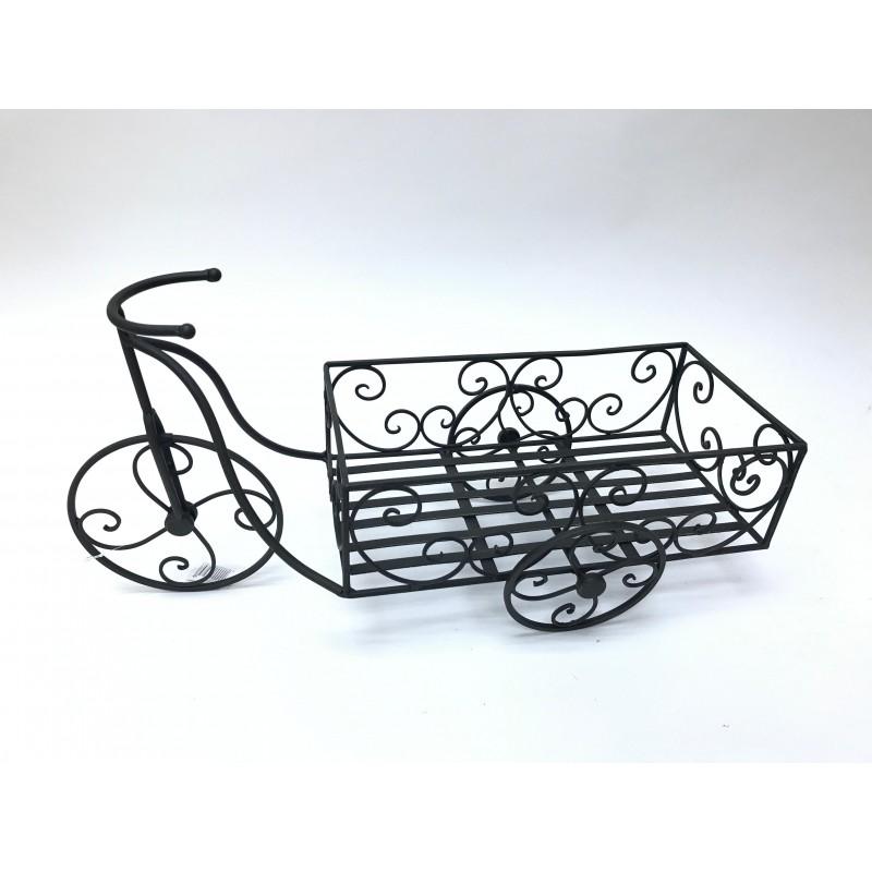 Macetero bicicleta forja b p arts - Bicicleta macetero ...